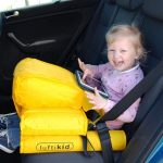 Crazy New Inflatable Car Seat? Looks Like A Seat Cover
